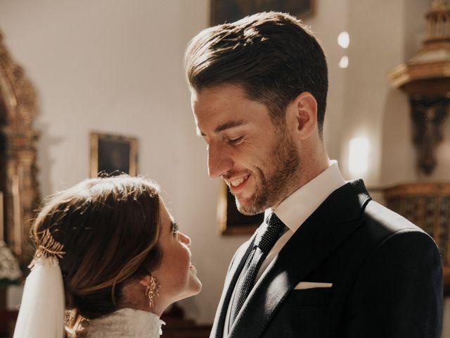 La boda de Isabel y Sergio en Granada, Granada 122