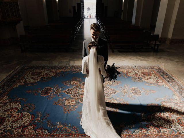 La boda de Isabel y Sergio en Granada, Granada 123