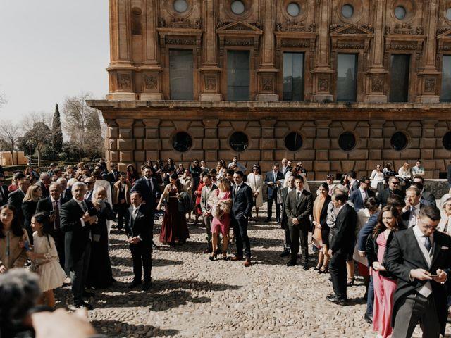 La boda de Isabel y Sergio en Granada, Granada 125