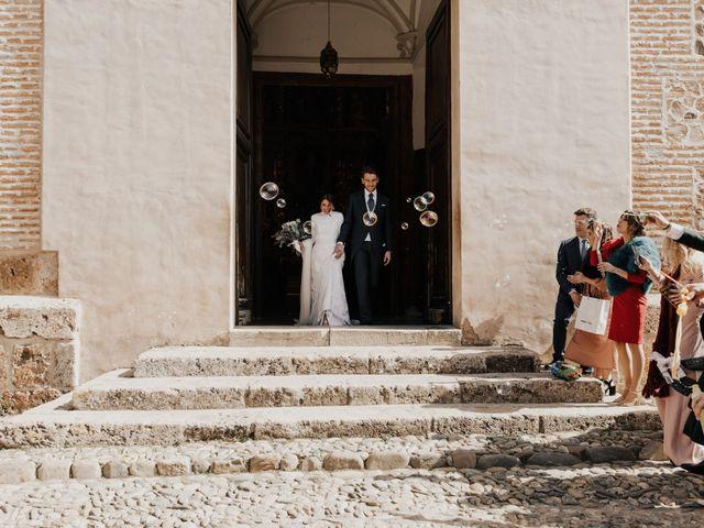 La boda de Isabel y Sergio en Granada, Granada 126