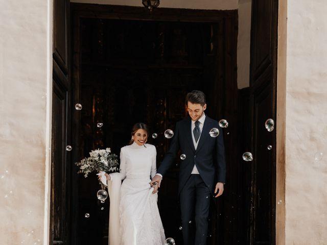 La boda de Isabel y Sergio en Granada, Granada 127