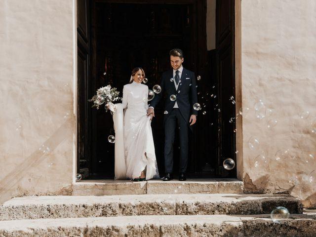 La boda de Isabel y Sergio en Granada, Granada 128