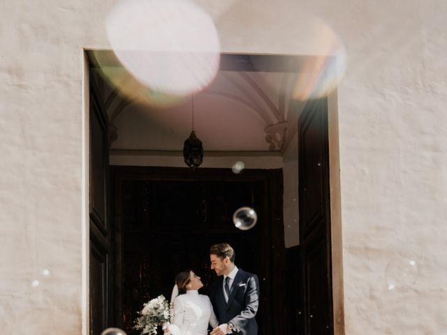 La boda de Isabel y Sergio en Granada, Granada 129