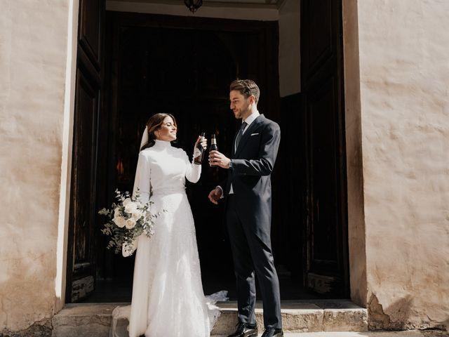 La boda de Isabel y Sergio en Granada, Granada 131