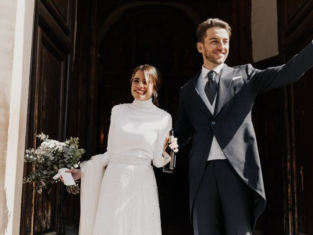 La boda de Isabel y Sergio en Granada, Granada 132