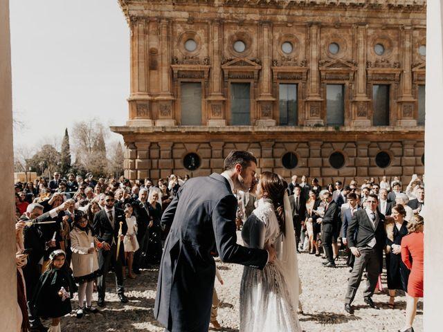 La boda de Isabel y Sergio en Granada, Granada 133