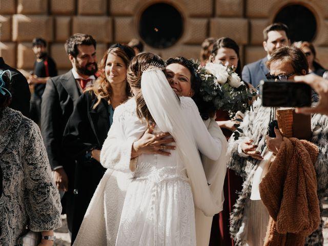 La boda de Isabel y Sergio en Granada, Granada 137