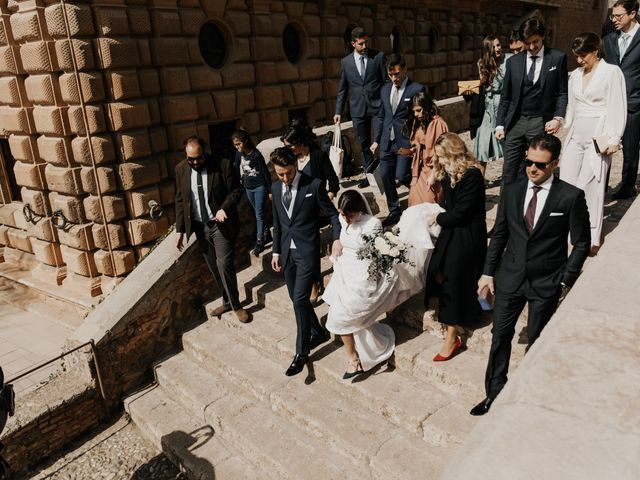 La boda de Isabel y Sergio en Granada, Granada 139