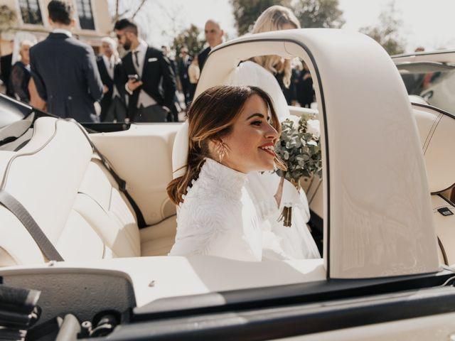 La boda de Isabel y Sergio en Granada, Granada 142
