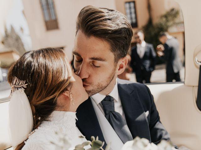 La boda de Isabel y Sergio en Granada, Granada 143
