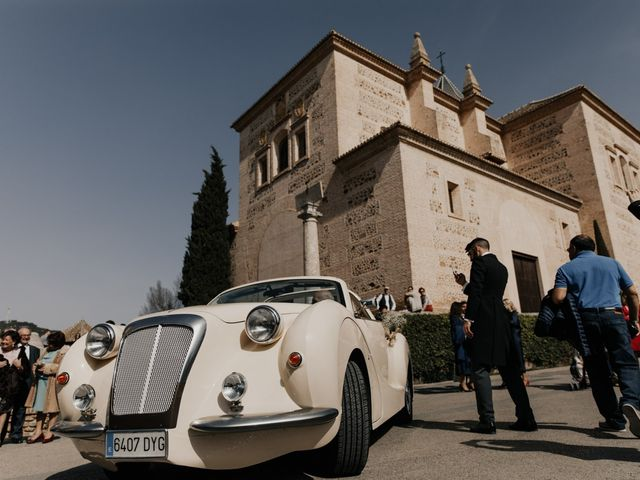 La boda de Isabel y Sergio en Granada, Granada 144
