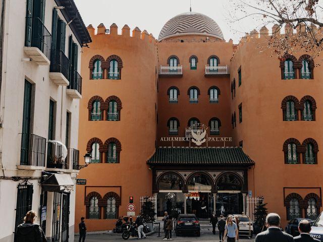 La boda de Isabel y Sergio en Granada, Granada 146