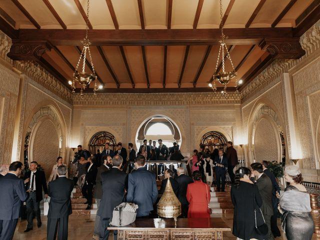 La boda de Isabel y Sergio en Granada, Granada 149