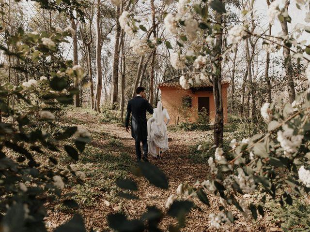 La boda de Isabel y Sergio en Granada, Granada 154