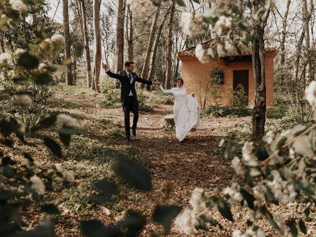 La boda de Isabel y Sergio en Granada, Granada 156