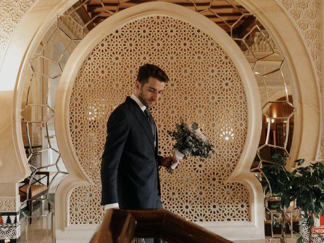 La boda de Isabel y Sergio en Granada, Granada 159