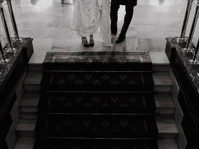 La boda de Isabel y Sergio en Granada, Granada 160
