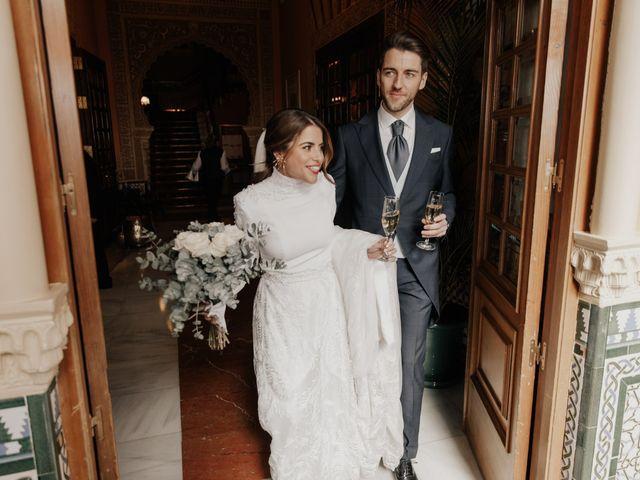 La boda de Isabel y Sergio en Granada, Granada 162