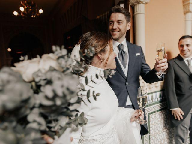 La boda de Isabel y Sergio en Granada, Granada 163
