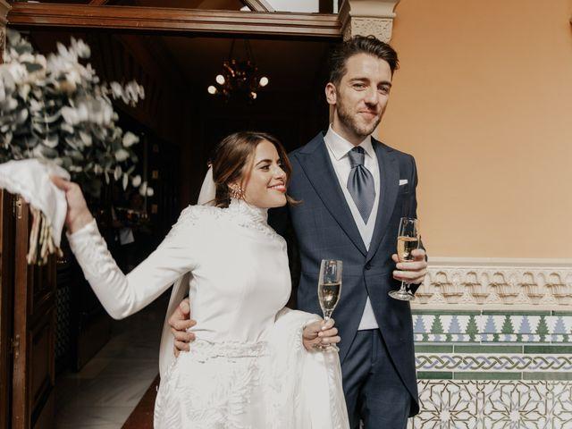 La boda de Isabel y Sergio en Granada, Granada 165