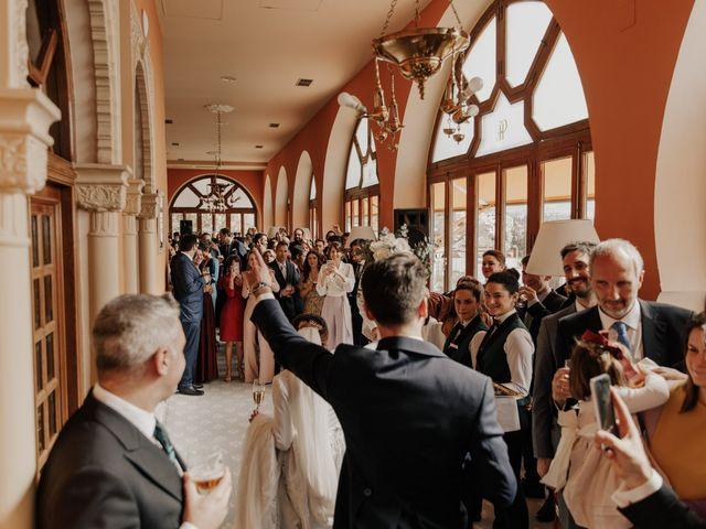 La boda de Isabel y Sergio en Granada, Granada 166