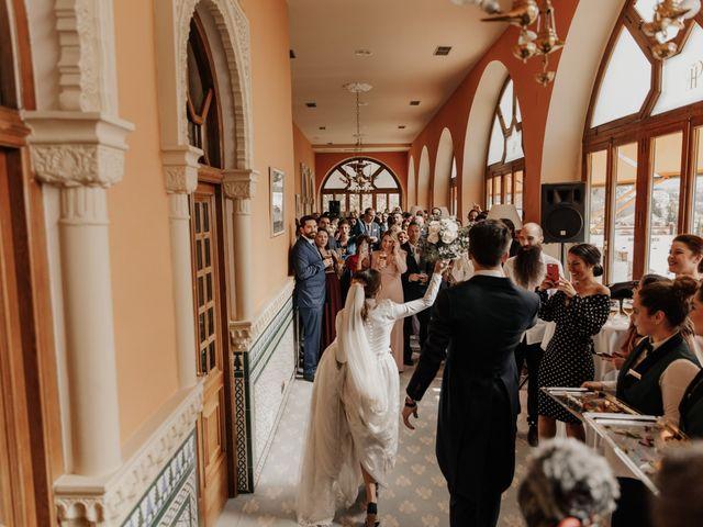 La boda de Isabel y Sergio en Granada, Granada 167