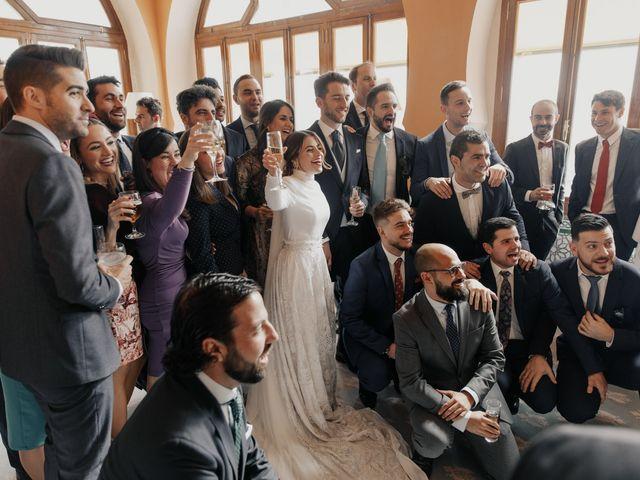 La boda de Isabel y Sergio en Granada, Granada 175