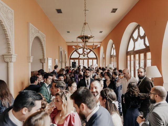 La boda de Isabel y Sergio en Granada, Granada 176