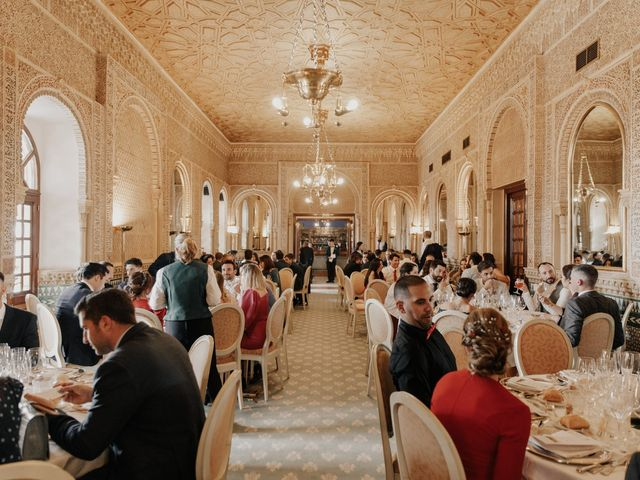 La boda de Isabel y Sergio en Granada, Granada 181