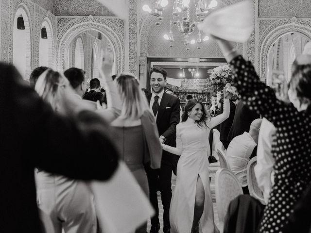La boda de Isabel y Sergio en Granada, Granada 182