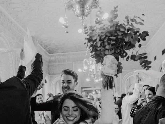 La boda de Isabel y Sergio en Granada, Granada 185