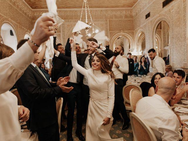 La boda de Isabel y Sergio en Granada, Granada 187