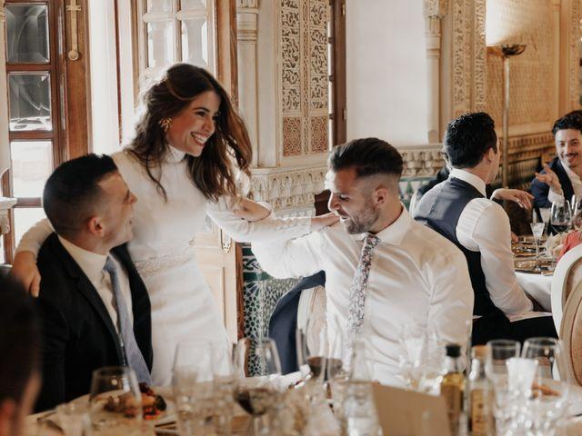 La boda de Isabel y Sergio en Granada, Granada 188