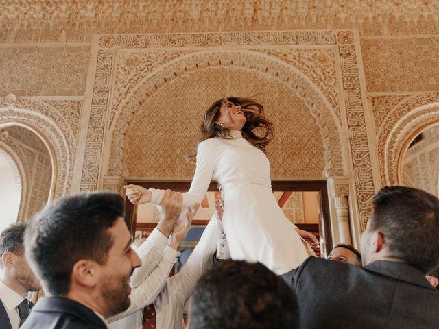 La boda de Isabel y Sergio en Granada, Granada 192