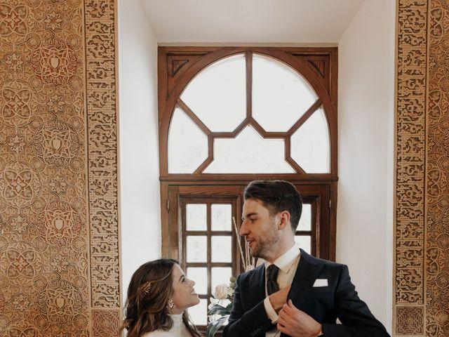 La boda de Isabel y Sergio en Granada, Granada 195