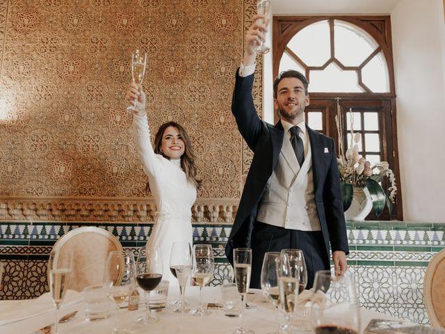 La boda de Isabel y Sergio en Granada, Granada 196