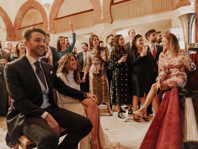 La boda de Isabel y Sergio en Granada, Granada 198