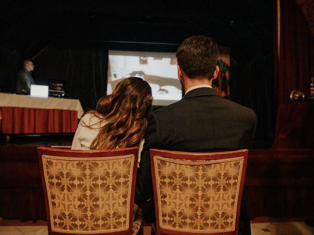 La boda de Isabel y Sergio en Granada, Granada 200