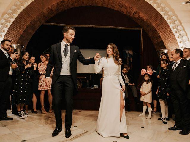 La boda de Isabel y Sergio en Granada, Granada 201