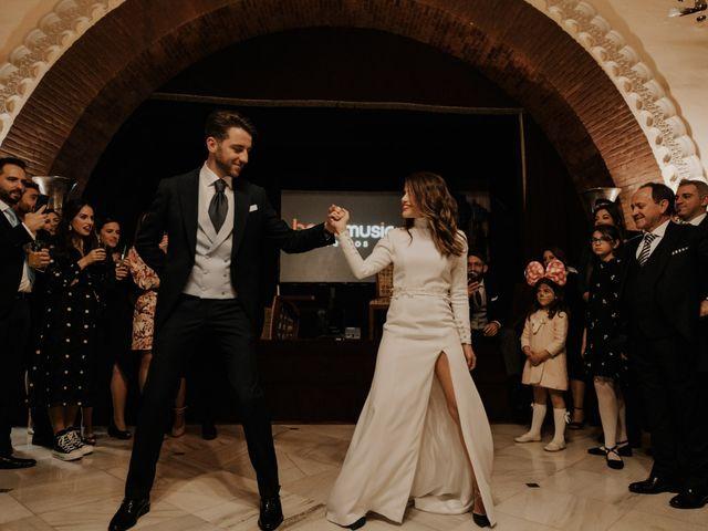 La boda de Isabel y Sergio en Granada, Granada 202