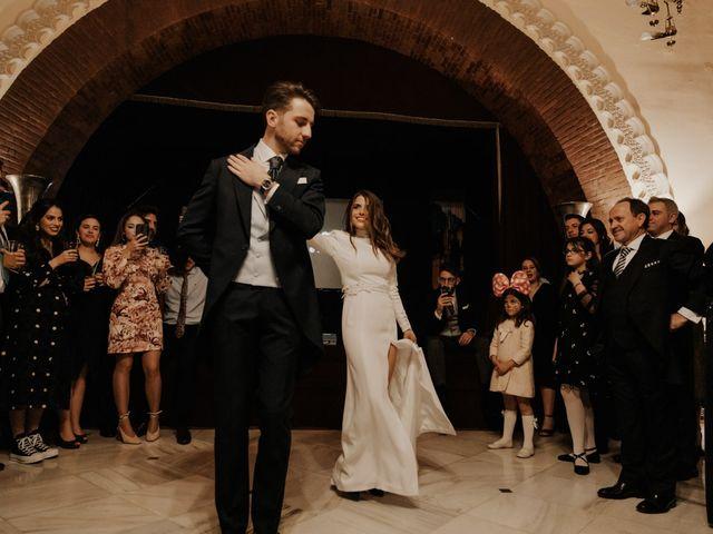 La boda de Isabel y Sergio en Granada, Granada 203