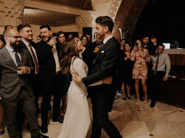 La boda de Isabel y Sergio en Granada, Granada 204