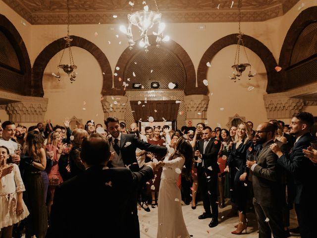 La boda de Isabel y Sergio en Granada, Granada 207