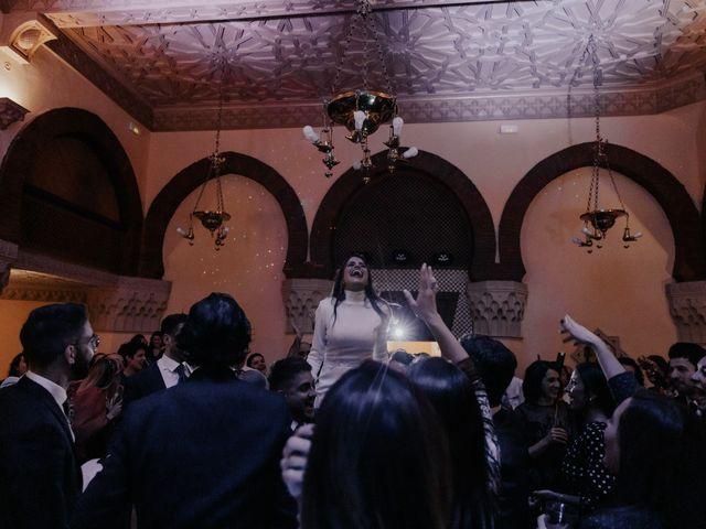 La boda de Isabel y Sergio en Granada, Granada 208