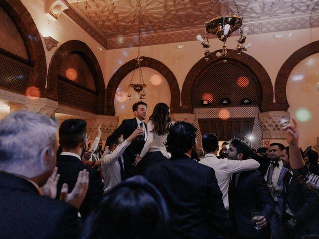 La boda de Isabel y Sergio en Granada, Granada 209