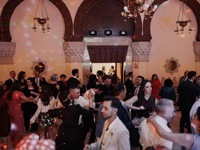 La boda de Isabel y Sergio en Granada, Granada 218
