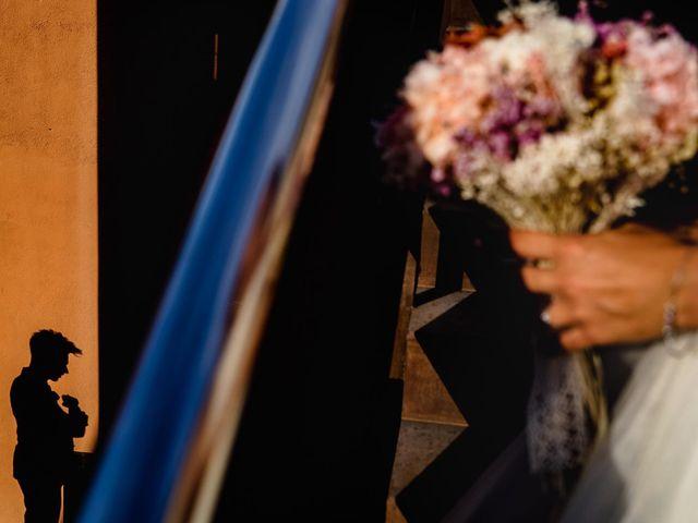 La boda de Jose Antonio y Jessica en Sant Fost De Campsentelles, Barcelona 2