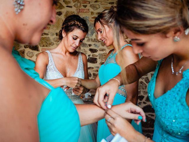 La boda de Jose Antonio y Jessica en Sant Fost De Campsentelles, Barcelona 4
