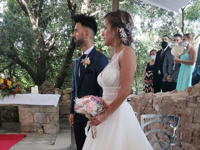 La boda de Jose Antonio y Jessica en Sant Fost De Campsentelles, Barcelona 5