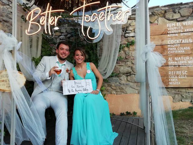 La boda de Jose Antonio y Jessica en Sant Fost De Campsentelles, Barcelona 7